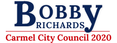 Bobby Richards for Carmel City Council Logo