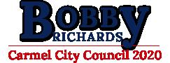 Bobby Richards for Carmel City Council Logo