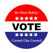 re-elect bobby richards for carmel by the sea city council 2020